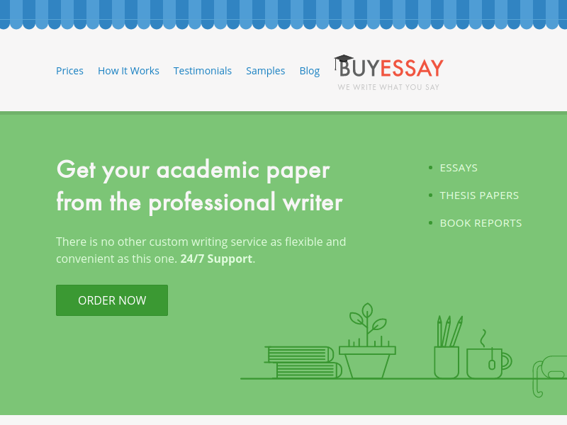Buying essay reviews