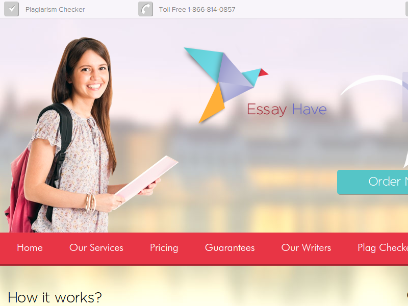 writingservice-essayhave-com main page review